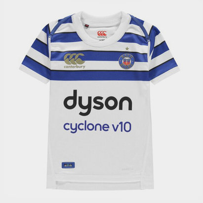 Canterbury Bath 2018/19 Alternate Kids Pro Shirt
