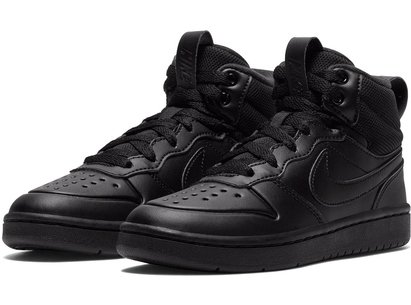 Nike Borough 2 Mid Top Trainers Child Boys