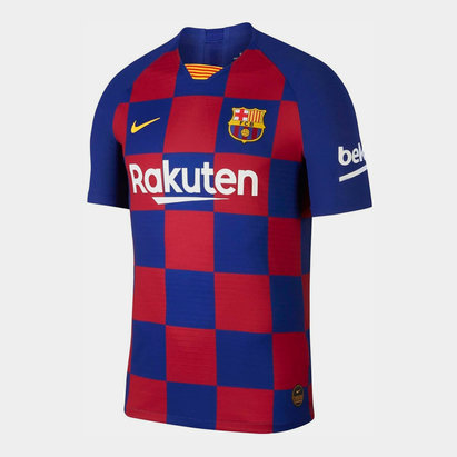 Nike Barcelona Home Vapor Shirt 2019 2020 Junior