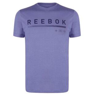 Reebok Icons T Shirt Mens