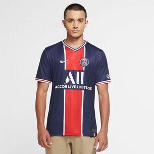 Nike Paris Saint Germain Home Shirt 20/21 Mens