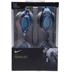 Nike 2 Pack Swimming Goggles Junior