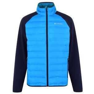 Columbia Hybrid Down Fleece Jacket