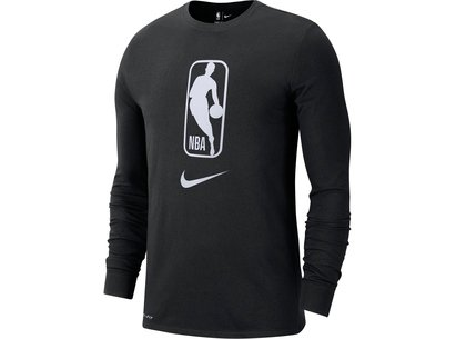 Nike NBA Long Sleeve T Shirt Mens