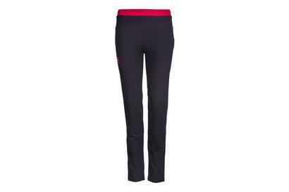Canterbury CCC Open Hem Ladies Contrast Fleece Pants