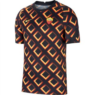 Nike AS Roma Pre Match Shirt 20/21 Mens