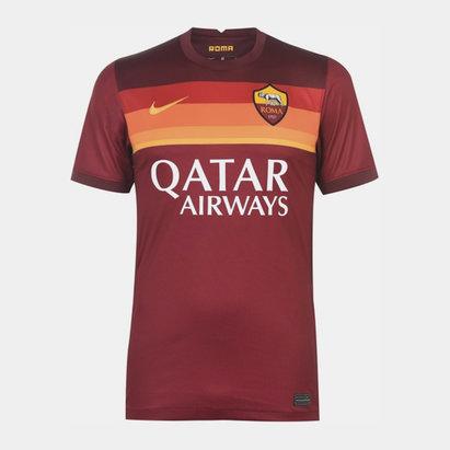 Nike AS Roma Home Shirt 20/21 Mens