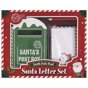 The Spirit Of Christmas Santa Letter Post Box