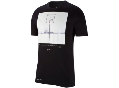 Nike Basketball Hoop T Shirt Mens