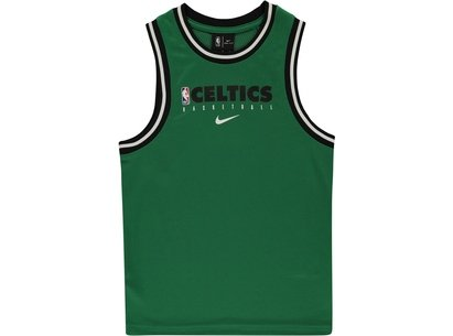 Nike Boston Celtics NBA DNA Tank Top Junior Boys