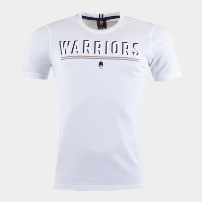 Worcester Warriors Graphic Rugby T-Shirt