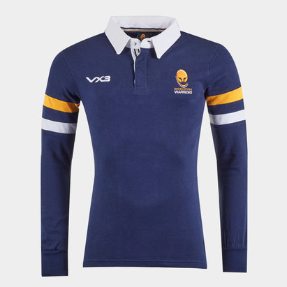 Worcester Warriors Cotton L/S Shirt