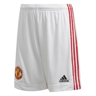 adidas Manchester United Home Shorts 20/21 Kids