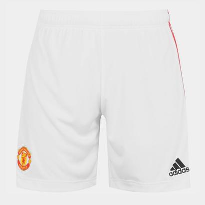 adidas Manchester United Home Shorts 20/21 Mens