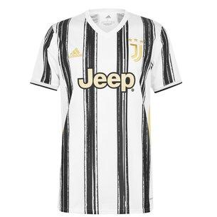 adidas Juventus Home Shirt 20/21 Mens