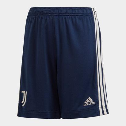 adidas Juventus Away Shorts 20/21 Junior