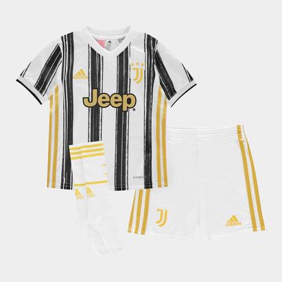 adidas Juventus Home Mini Kit 20/21