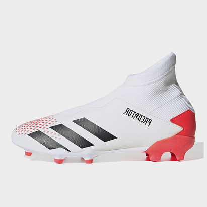 adidas Predator 20.3 Laceless Childrens FG Football Boots