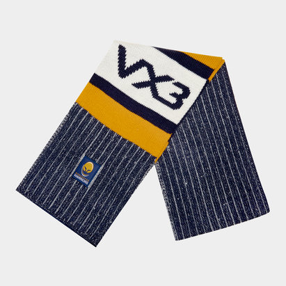 VX3 Worcester Warriors 19/20 Rugby Scarf
