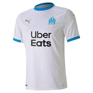 Puma Marseille Home Shirt 20/21 Mens