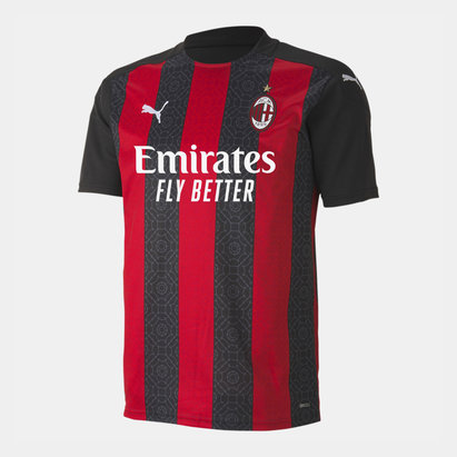 Puma AC Milan Home Shirt 20/21 Mens