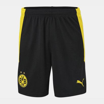 Puma Borussia Dortmund Home Shorts 20/21 Mens