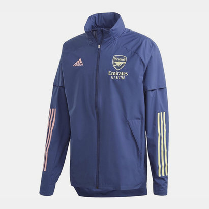 adidas Arsenal All Weather Jacket 20/21 Mens