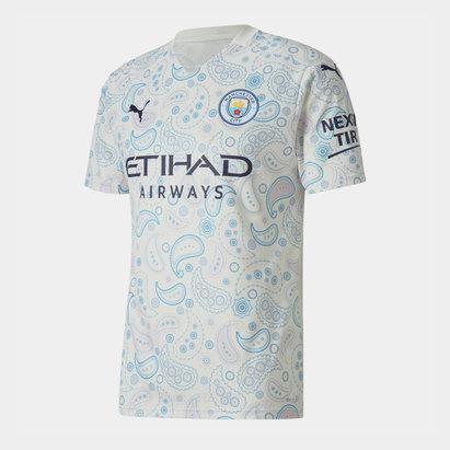 Puma Manchester City Third Shirt 20/21 Mens
