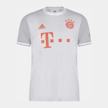 adidas Bayern Munich Away Shirt 20/21 Mens
