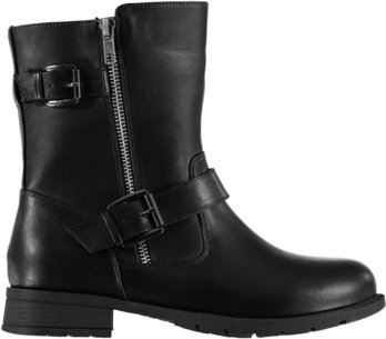 Miso Bella Junior Girls Biker Boots