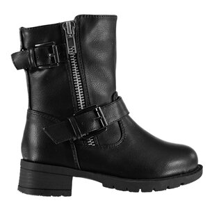 Miso Bella Infant Girls Biker Boots