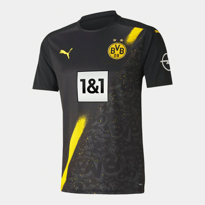 Puma Borussia Dortmund Away Shirt 20/21 Mens
