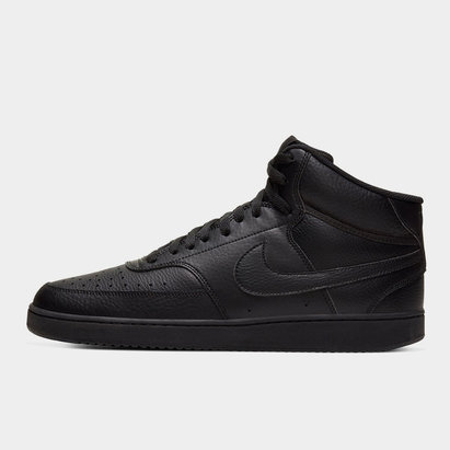 Nike Court Vision Mid Mens Trainers