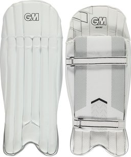 Gunn And Moore Maxi Wicket Keeper Pads Juniors