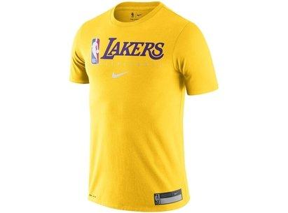 Nike Lakers GX T Shirt Mens
