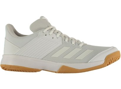 adidas Ligra 6 Kids Indoor Court Trainers