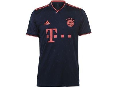 adidas Bayern Munich 3rd Jersey Mens