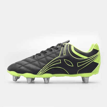Gilbert Side Logo Rugby Boots Mens