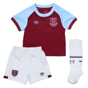 Umbro West Ham United Home Mini Kit 20/21