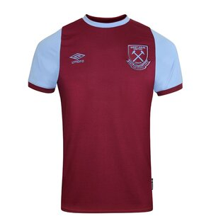 Umbro West Ham United Home Shirt 20/21 Junior