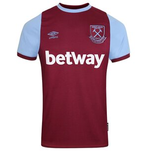 Umbro West Ham United Home Shirt 20/21 Mens