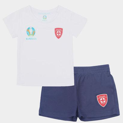 UEFA Euro 2020 England Kit Babies