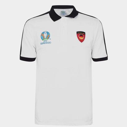 UEFA Euro 2020 Germany Polo Shirt Mens
