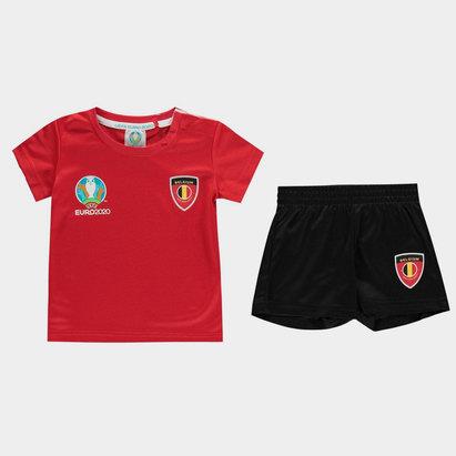 UEFA Euro 2020 Belgium Babykit