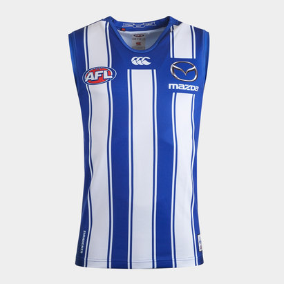 Canterbury North Melbourne AFL 2020 Home Guernsey