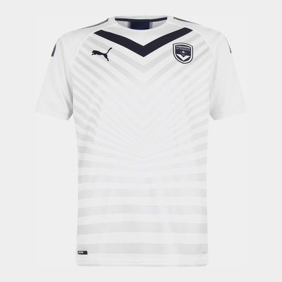 Puma Bordeaux Away Shirt 19/20