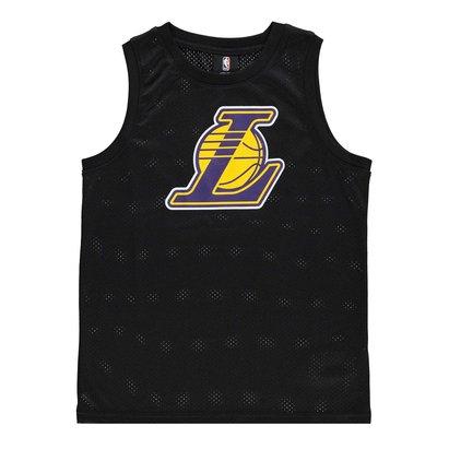 NBA Los Angeles Lakers Mesh Jersey Junior