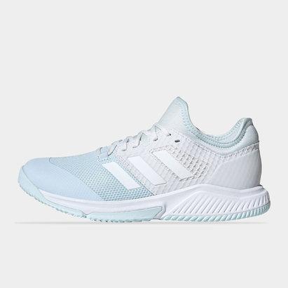 adidas Court Team Bounce Ladies Indoor Court Shoe