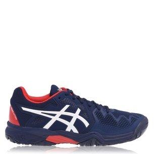 Asics Gel Resolution 7 Jnr Tennis Shoes