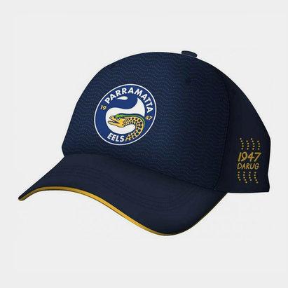 ISC Parramatta Eels 2019 NRL Media Cap